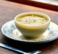 """Split Pea Soup: """"This was absolutely wonderful and so easy! The consistency was perfect."""" -bwigstrom"""
