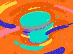 """다음 @Behance 프로젝트 확인: """"GIF Collection #2"""" https://www.behance.net/gallery/56664441/GIF-Collection-2"""
