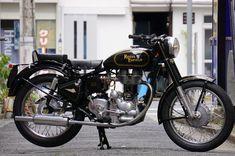 ロイヤルエンフィールド アイアン350 中古車   後藤屋モーターワークス Royal Enfield Stickers, Bullet Bike Royal Enfield, Royal Enfield Modified, Enfield Motorcycle, Enfield Classic, Custom Bikes, Vintage Cars, Image Search, Concept Art