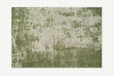 Genna Rug, Large 160 x 230cm, Green | MADE.com Olive Green Bedrooms, Bedroom Green, Deep Water Bay, Bed Rug, Under Bed, Paint Colors For Living Room, Bed Storage, Large Rugs, Soft Furnishings