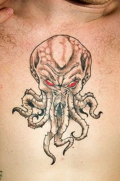 47 Best H P  Lovecraft Tattoos images in 2017 | Tattoos