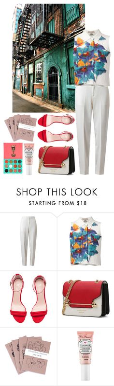 """Untitled #296"" by danielagreg ❤ liked on Polyvore featuring BLK DNM, Elle Sasson, H&M and Too Faced Cosmetics"