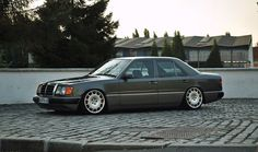 Mercedes Benz w124 500e