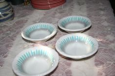 Shenango China Butter Dishes by Vintagekitch on Etsy, $21.00