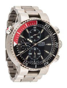 Oris Titan Divers Automatic Watch