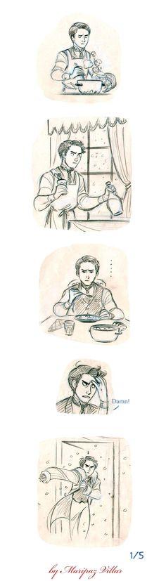 Miss Abbott and the doctor :: Instinct (I) | Tapastic Comics - image 1