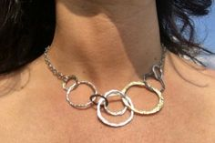 Or Paz necklace from QVC UK.