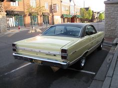 67 ford fairlane | 67 Ford Fairlane 500 | Flickr - Photo Sharing!