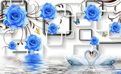 """Search Results for """"blue rose wallpaper"""" – Adorable Wallpapers Happy Mother's Day Card, Happy Mothers Day, Rose Background, 3d Pattern, Blue Roses, Custom Wallpaper, Wallpaper Backgrounds, Desktop Wallpapers, Cover Photos"""