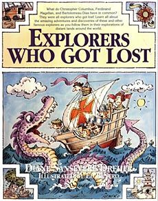 funny and interesting book about the Age of Exploration/Discovery -- Gr. 3-6