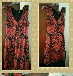 *3 For $15* Pretty Dresses , Size Large