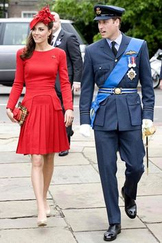 A gallery of the Duchess of Cambridge's most memorable dresses