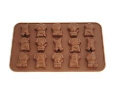 Puppy Dog Chocolate Mold