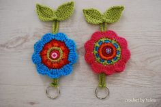 Crochet by Tukta: oilily look