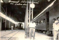 Estación del tren, 20's