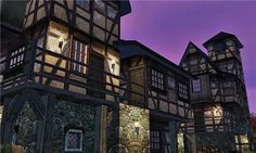 Sims 3 Lots: Medieval Custom Content Download