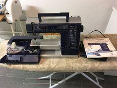 Symaskin prisma 990 husqvarna Sewing, Dressmaking, Couture, Stitching, Full Sew In
