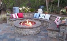 Fire Pits For Patio Designs