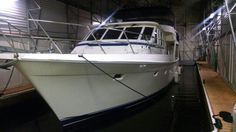 Big boat detailing on monday in Tacoma!
