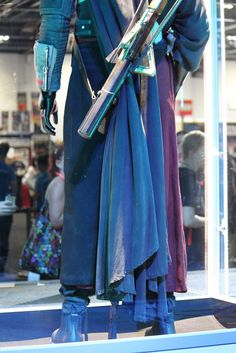 Chirrut Imwe Costume References from Rogue One (withoutastitchon) Tags: starwars celebration rogueone imwe chirrut chirrutimwe