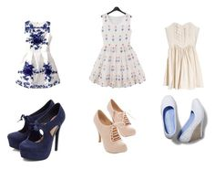 """""""Which one?"""" by pipgage ❤ liked on Polyvore"""