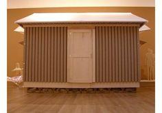 Les mondes en carton de Shigeru Ban.   Décoration maison, meubles maison jardin et design intérieur sur Artdco.net