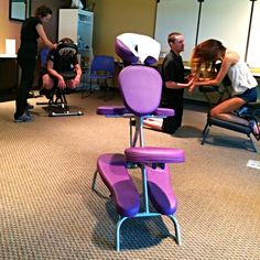 Chair Massage Seattle Eames Leather Dining 152 Best Images Good Health Benefits Relax