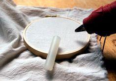 A quick and easy batik techniques .... soooo much potential!!!