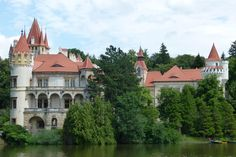 Heart Of Europe, Historical Monuments, Czech Republic, Mansions, Country, House Styles, Palaces, Travel, Castles
