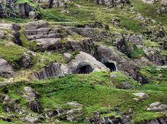 Beara Twin Tunnels, Ireland