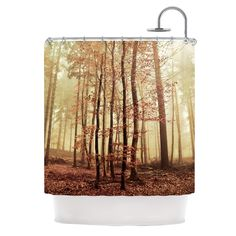 Autumn Again Shower Curtain