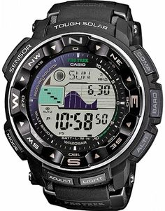 Casio - ProTrek (Pathfinder) - PRW2500-1A: Watches:  #casiopathfinderwatch