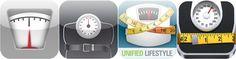 4 aplicaciones gratuitas para llevar el registro de tu peso