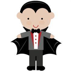 cute vampire clipart - Google Search