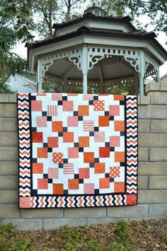disappearing quilt 9 block