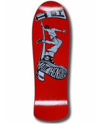 H-STREET Matt Hensley Street Swinger B-Series, Deck, red dip