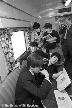 """From Rizzoli's """"The Beatles: Six Days That Changed the World"""". Learn more: http://www.rizzoliusa.com/book.php?isbn=9780847841059"""