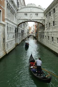 Venice, Italy. Kissed my Sweetie under the Rialto Bridge so we will be together forever! check.