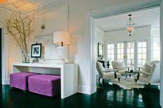 living room, ottoman slipcovers; desire to inspire EricStriffler