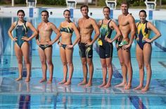 Rio 2016 Speedo swimsuit revealed | AUS Team | Rio 2016
