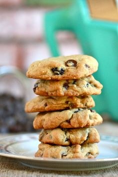 To-Drool-Over Chocolate Cherry Chunk Cookies