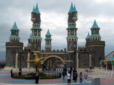 Vialand (amusement park) - Istanbul, Turkey
