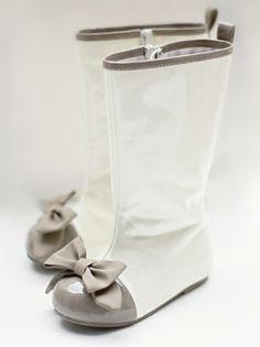 Cutest rain boots ever!