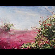 Roelien van Aalderen - heathland and dunes