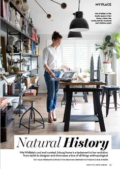 Studio 19 featured in the following local and international publications, websites and blogs. TIMES LIVE HOUSE AND LEISURE ELLE DECORATION VISI DESIGN NEWS DES