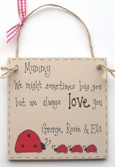 1 ladybirds mum we love you wall plaque.jpg