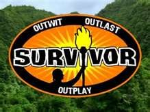 """TV show Survivor. Love it!  So we are watching Fans vs. Favorites.  Who will win this time? we have never missed a season! funny how the other night """"Francesca"""" was voted off first-just as she was the last time she played! Survivor history and trivia right there! :)  my most hated castaway was russell...and i have never had """"a favorite"""" player-maybe Lisa from Facts of Life. i don't *get* that game anyway. alliances, lying, stealing, conniving, sexual tension between players-not my cup of…"""