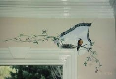 Robins roost mural