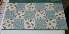 TBT - 9-Patch | Petals and Pins - Tutorial by Penny Rose Fabrics