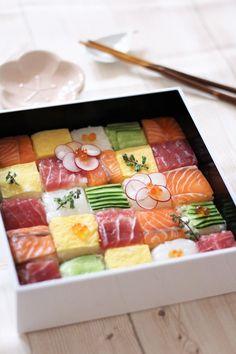 Pasta Recipes Indian, Asian Recipes, Cute Food, Good Food, Yummy Food, Sushi Recipes, Food Platters, Aesthetic Food, Japanese Food